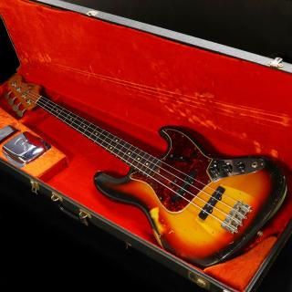 [ USED BASS ] FENDER USA VINTA...